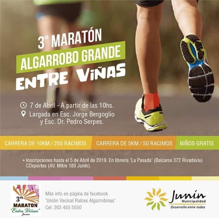 Calendario Running.Calendario De Carreras Abril 2019 Mendorunning